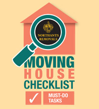 Northants Removals Moving House Checklist